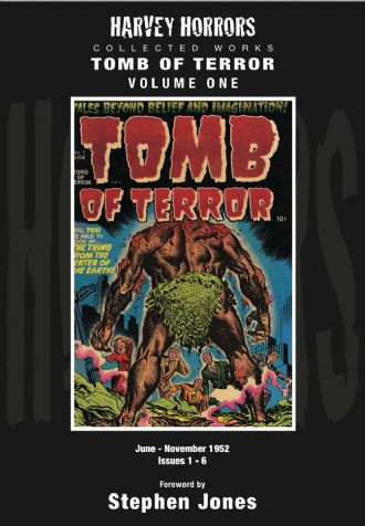 Harvey Horrors Collected Works - Tomb of Terror (Vol 1)